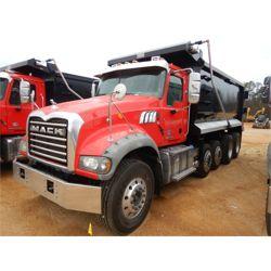 2016 MACK GU713 Dump Truck