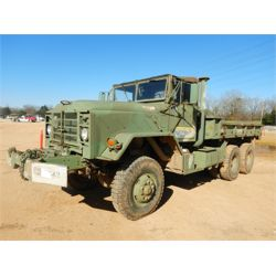 1984 AM GENERAL M925 Military Truck