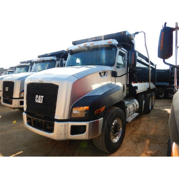 2015 CATERPILLAR CT660S Dump Truck