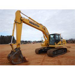 2020 KOMATSU PC210LC-11 Excavator