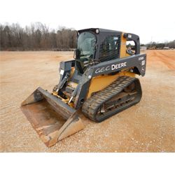 2011 JOHN DEERE 333D Skid Steer Loader - Crawler