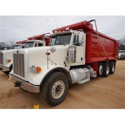 2013 PETERBILT 367 Dump Truck
