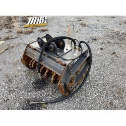 BRADCO ZZ-36 MULCHING HEAD fits mini excavator