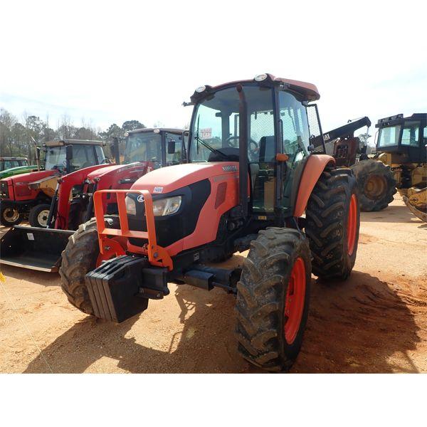 2014 KUBOTA M9960D Farm Tractor