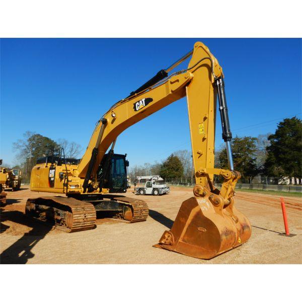 2015 CAT 349FL Excavator