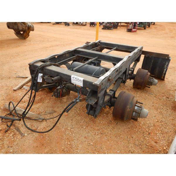 T/A truck frame