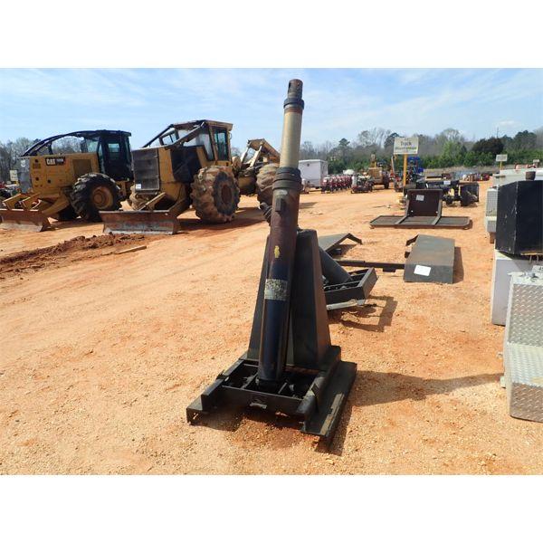 hydraulic lift for dump body