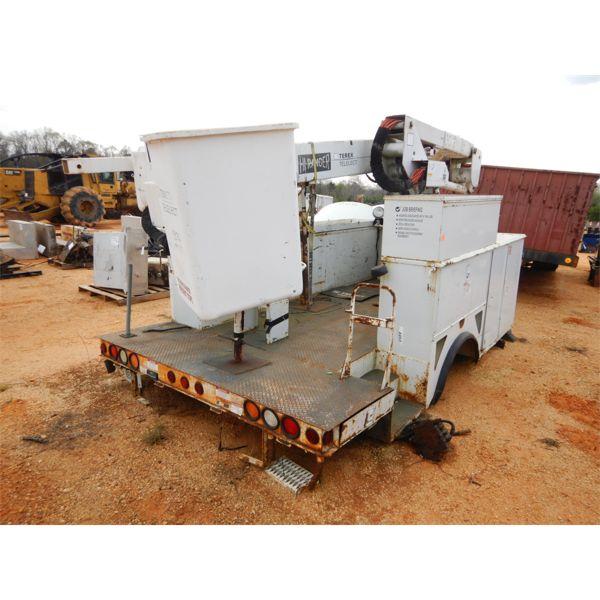 TEREX  utility truck bed