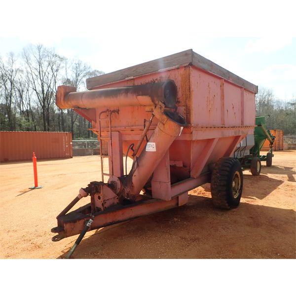 grain & hopper wagon