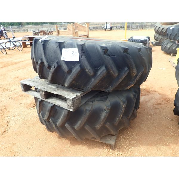 ARMSTRONG  20.8x38 Tire