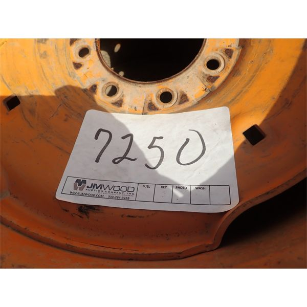 (2) 16.9X24 tires & rims