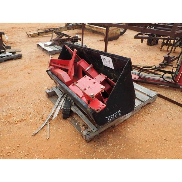 Front end loader bucket