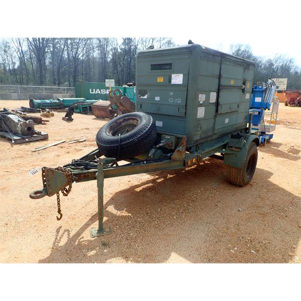lubricating & service unit, diesel engine