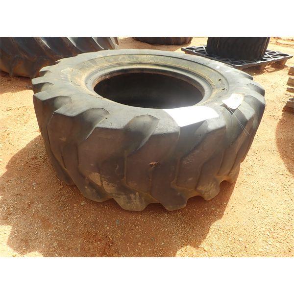 (1) 17.5x25 Firestone tire