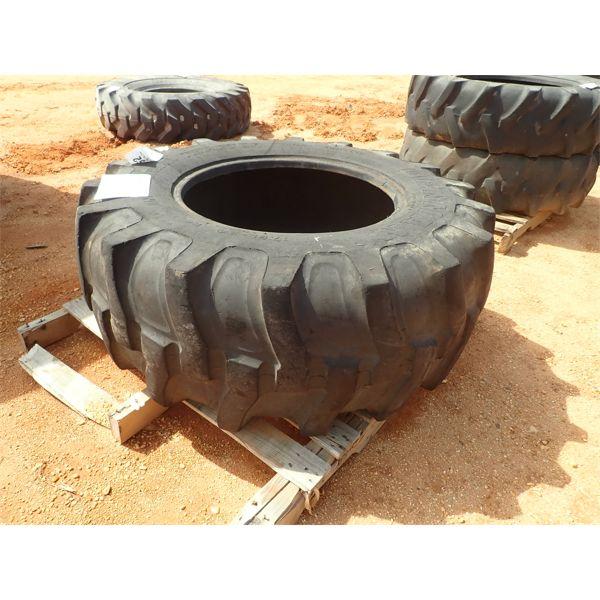 (1) 17.5x24 Denman Tire