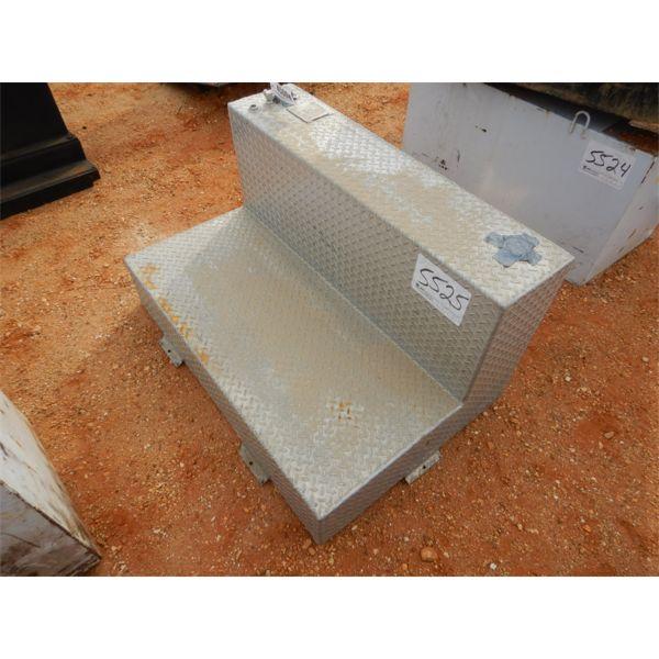 (1) aluminum fuel tank
