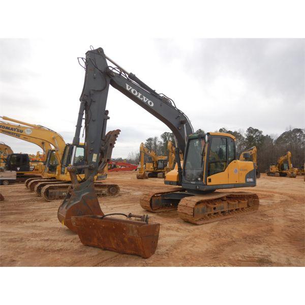2009 VOLVO EC140CL Excavator