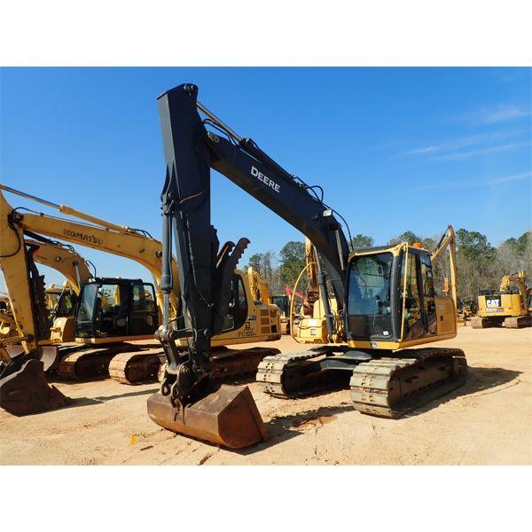 2011 JOHN DEERE 120D Excavator