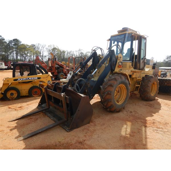 CAT IT18F Wheel Loader
