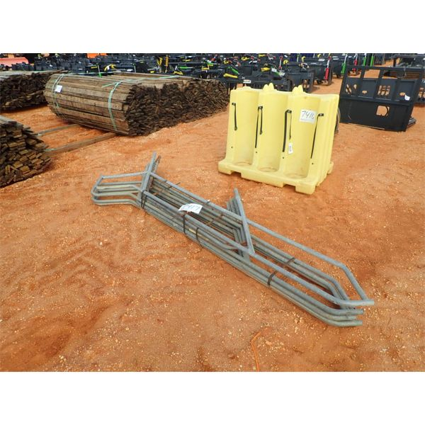 (1) bundle galvanize hand rails