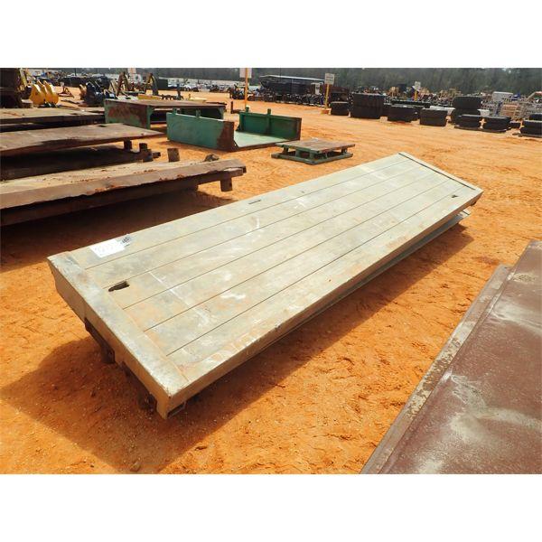 (2) 4'x16' trench box