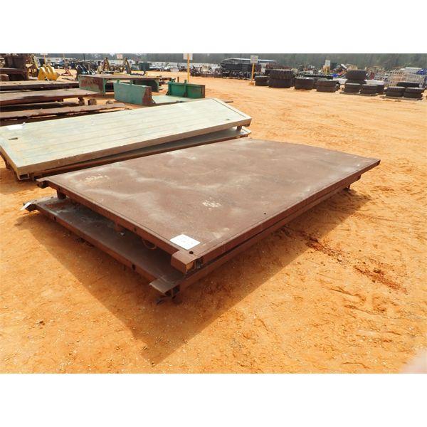 (2) 8'x12' trench box