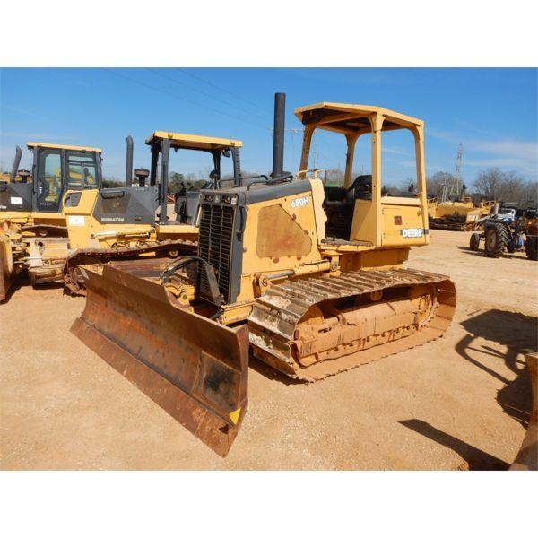 2000 JOHN DEERE 650H LGP Dozer / Crawler Tractor