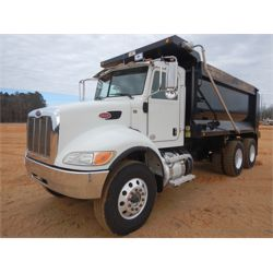 2012 PETERBILT PB348 Dump Truck
