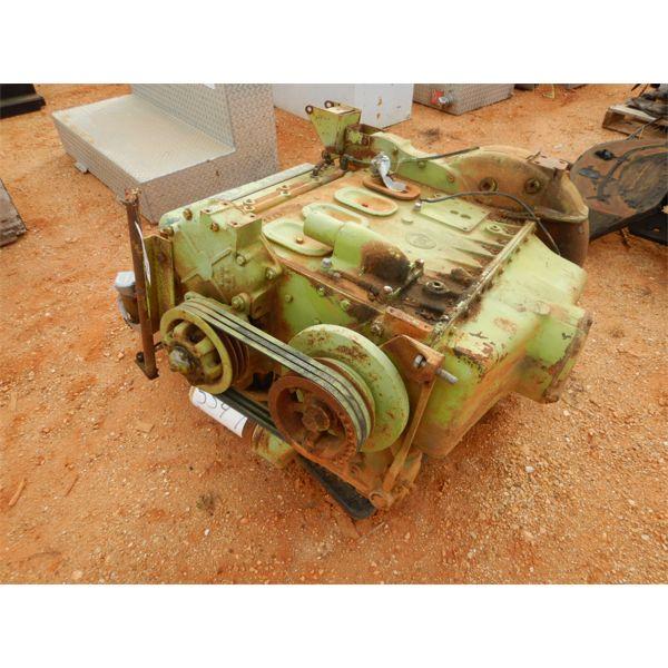Detriot diesel engine