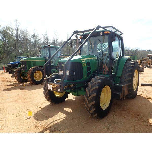2011 JOHN DEERE 6430 Farm Tractor