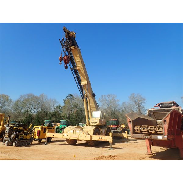 1997 GROVE  RT760 Rough Terrain Crane