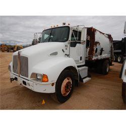2007 KENWORTH T300 Garbage / Sanitation Truck