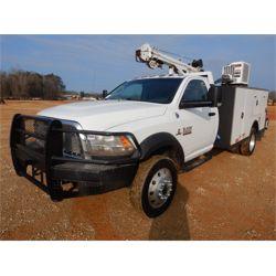 2017 RAM 5500 Service / Mechanic Truck