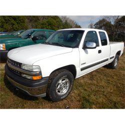 2001 CHEVROLET 1500 Pickup Truck
