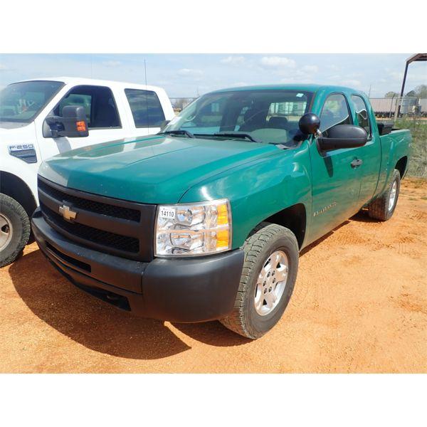 2009 CHEVROLET 1500 SILVERADO Pickup Truck