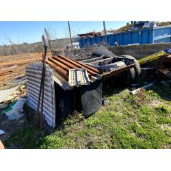 Truck Rear Axle, Selling Offsite: Located in Andalusia, AL