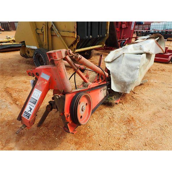 KUHN GMD700 9' hay mower, 3 pt hitch