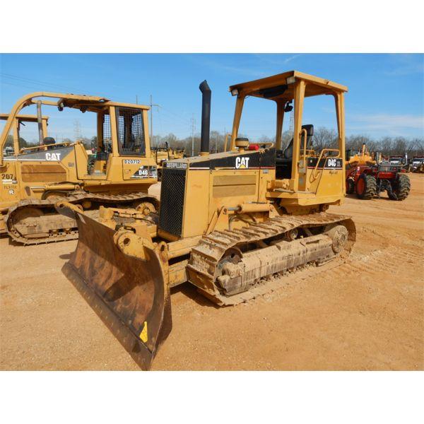 2000 CAT D4C XL SERIES III Dozer / Crawler Tractor