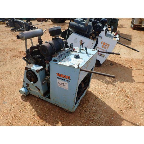 TARGET 6505QM30 asphalt saw