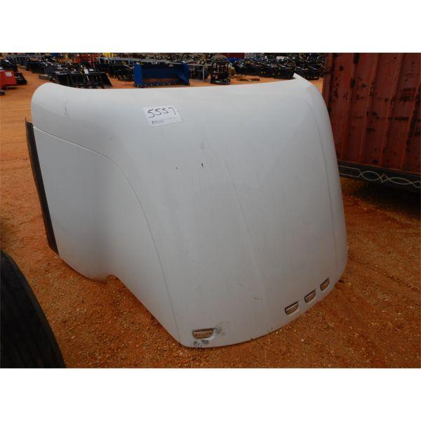 Air deflector, fits truck tractor
