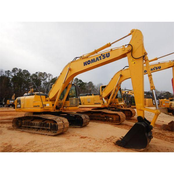 KOMATSU PC200-8MO Excavator
