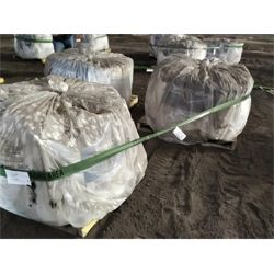 (3) 3,000 lb Super Sack commercial grade quickrete, contains Portland cement