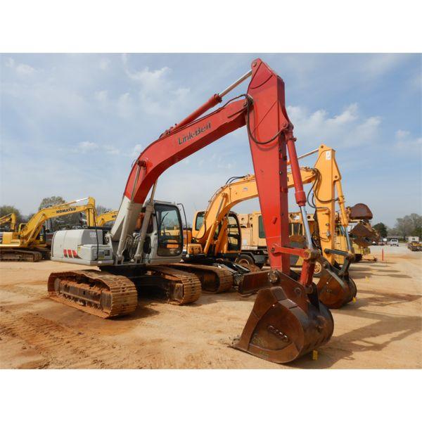 2012 LINK BELT 160LX Excavator