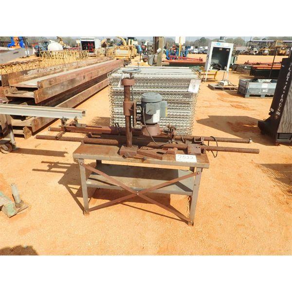 Drill press & metal table
