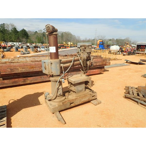 "ESCO SUMMIT 3/8"" drill press"