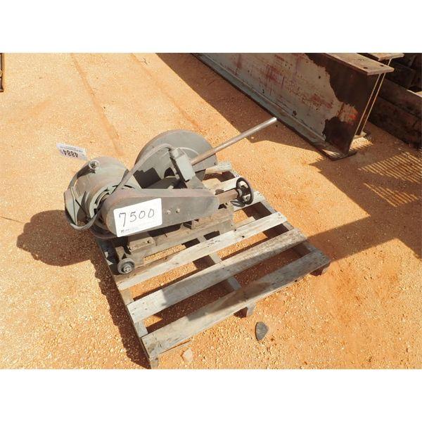 STERLING ELECTRIC 3028 cutting machine