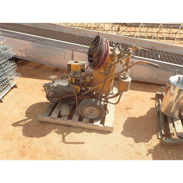 M-B COMPANY  portable concrete cutting machine