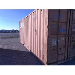 Container - 20' length