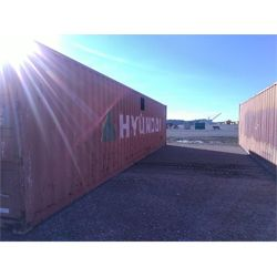 Container - 40' length