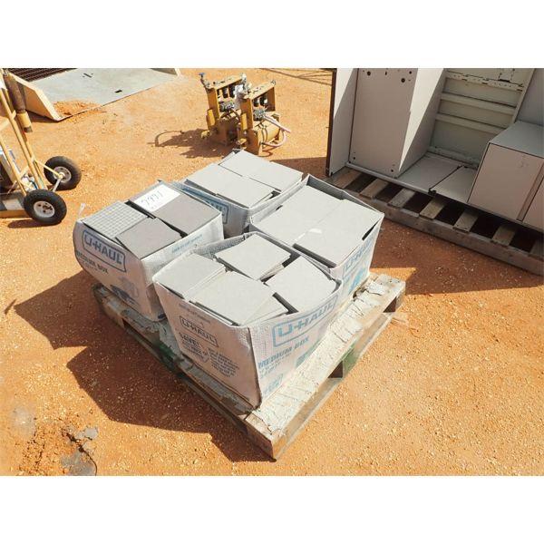 (4) boxes 8x8 Italian tile